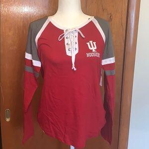 IU Hoosiers long sleeve shirt